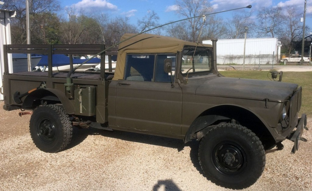 Jeeps For Sale In Houston >> 1967 Kaiser Jeep M715 for sale