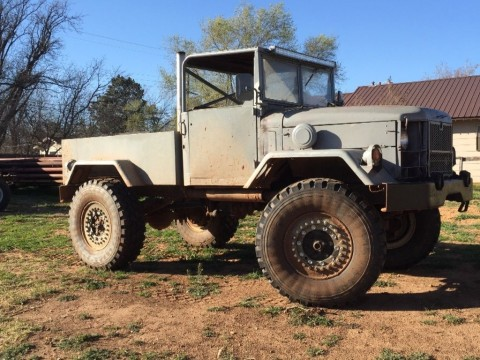 1971 AM General M35a2 Truck Project for sale