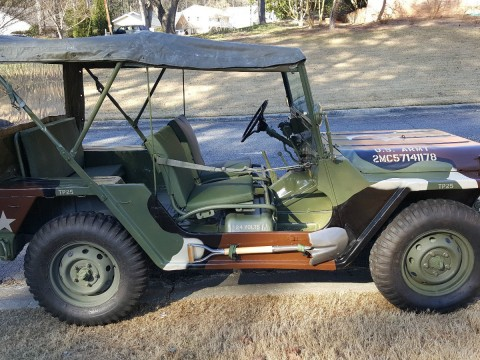 1971 Ford M151A2 Uncut for sale