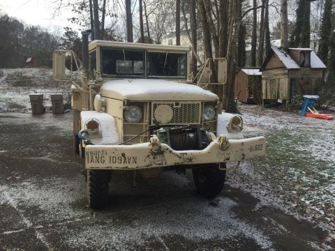 1973 AM General M35A2 (Deuce and a half) Multi Fuel Turbo Diesel Military Truck for sale
