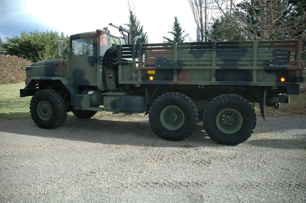 1985 5 ton m923a1 military truck for sale. Black Bedroom Furniture Sets. Home Design Ideas