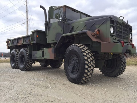 1990 5 ton M923A2 Cargo truck BMY for sale