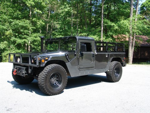 1993 AM General M1038 Humvee H1 2 door soft top for sale