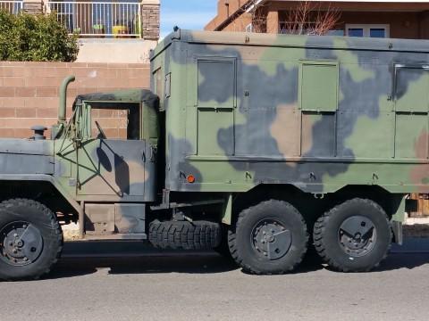1993 AM General M109a4 2.5 Ton Shop Van Deuce and a half for sale