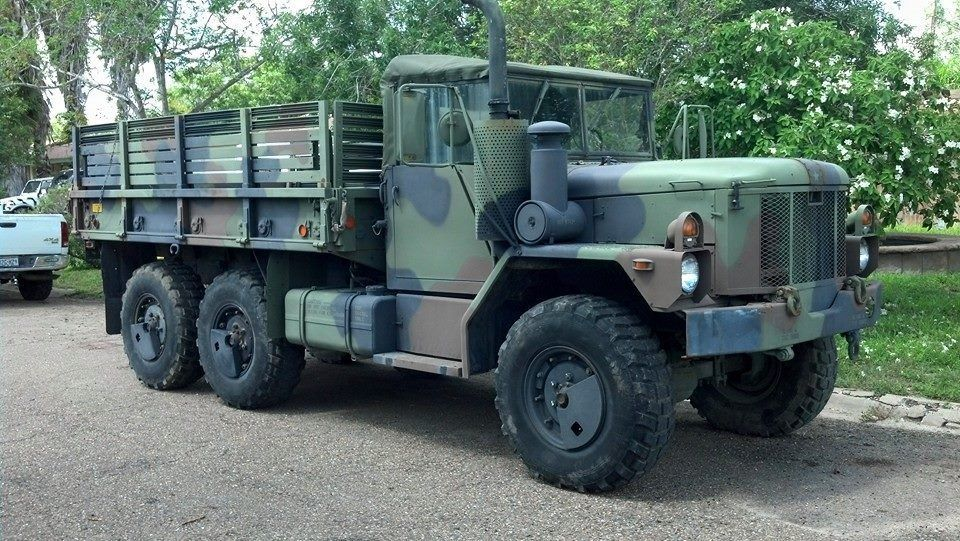 1993 Am General Us Army M35a3 Deuce Amp Half For Sale