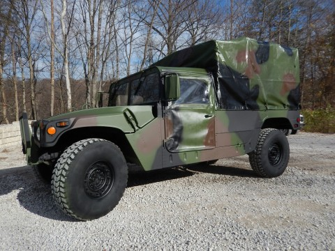 1994 M998 Humvee 2 man soft top  AM General for sale