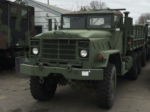 2012 RRAD Rebuild Military M923a2 6X6 Turbo Cargo Truck BMY HARSCO for sale