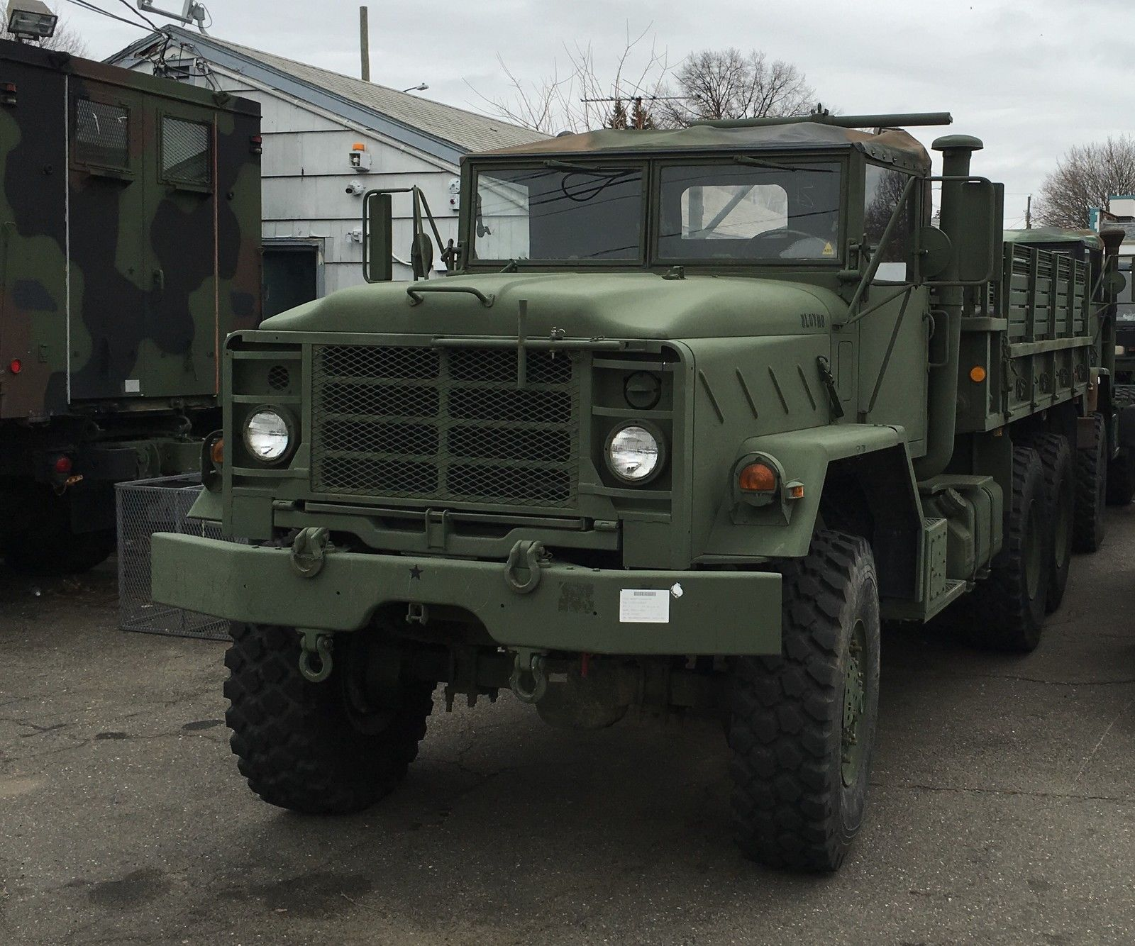 Vehicles For Sale: 2012 RRAD Rebuild Military M923a2 6X6 Turbo Cargo Truck