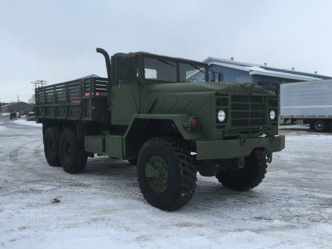 BMY Harsco Military M923A2 6×6 5 Ton Cargo Truck for sale