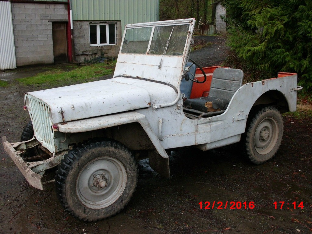 jeep willys sale pickup for