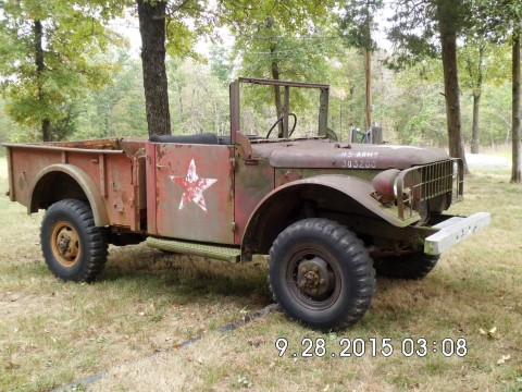 1962 Dodge M 37 for sale