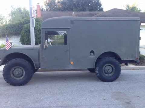 1968 M725 Kaiser Jeep Military ambulance for sale