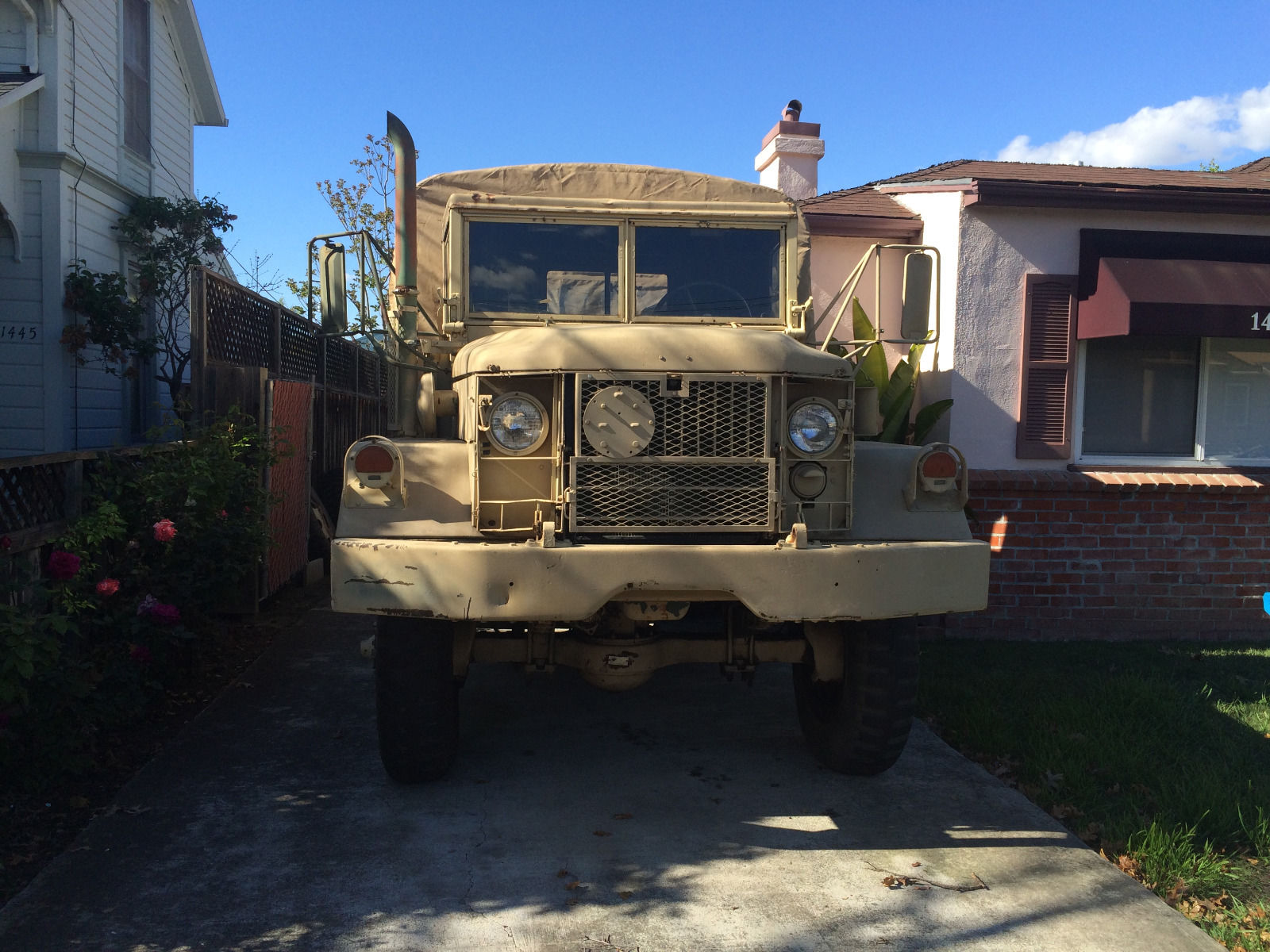 1969 AM General M35A2 Deuce and Half for sale