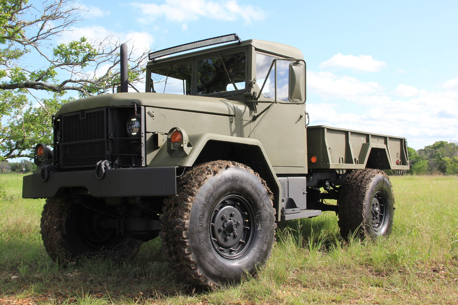 1970 M35A2 AM General Bobbed Deuce and Half for sale
