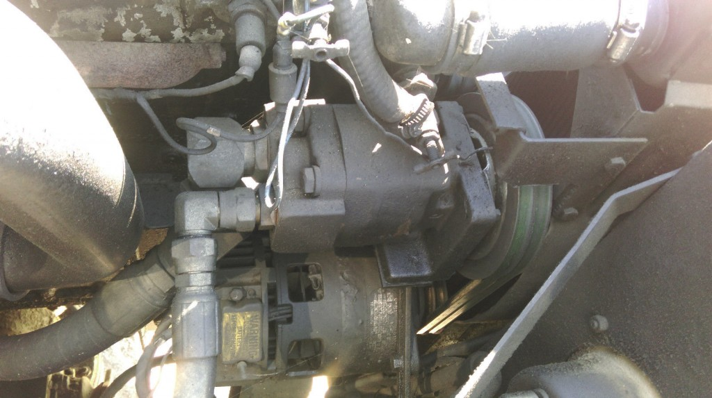 1970 M35A2 Turbo Cattle feed truck for sale