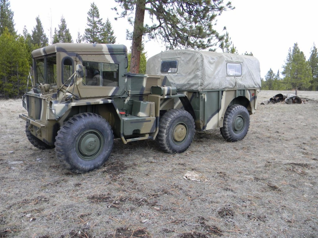 Gama goat military vehicle for sale