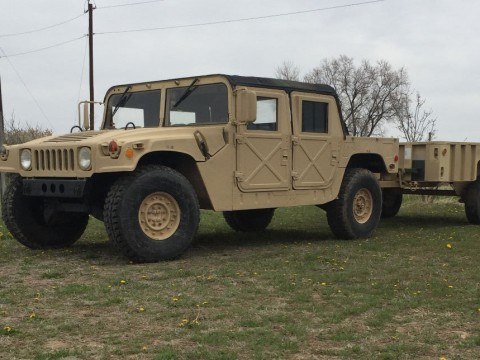1985 AM General M998 Humvee for sale