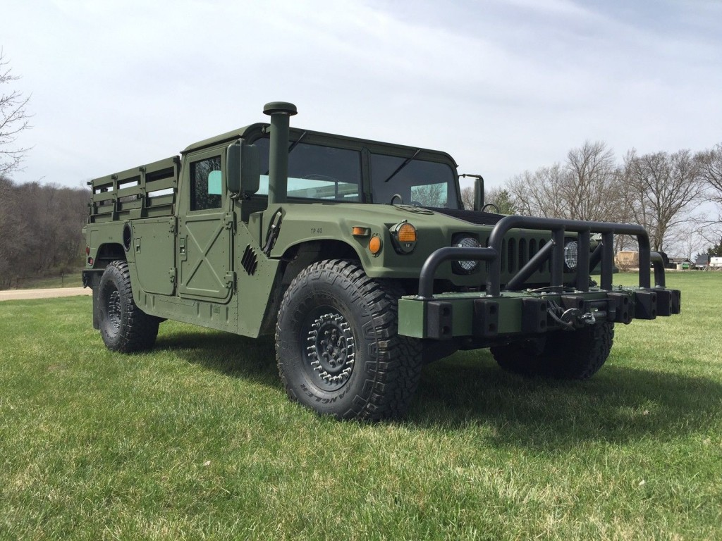 Military Wrecker For Sale >> 1985 AM General M998 Humvee HMMWV for sale