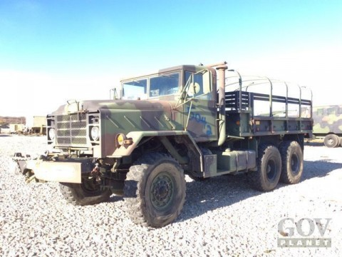 1986 AM General M925A1 Cargo Truck for sale