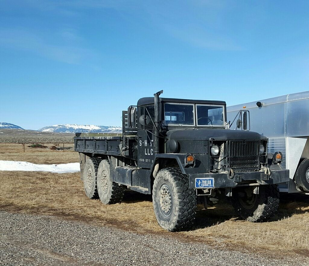 1987 M35A2 Deuce and a half 2 5 ton truck for sale
