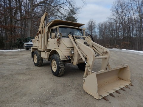 1988 Unimog SEE Tractor for sale