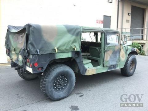 1990 AM General M998 Humvee for sale