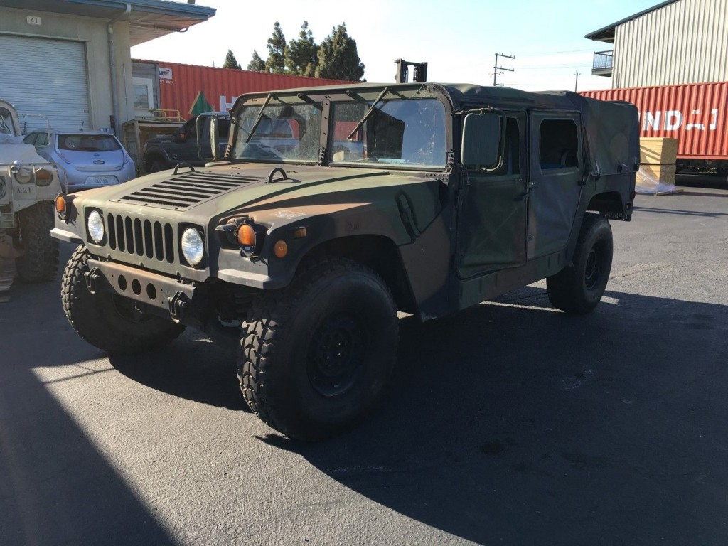 1991 AM General M998 Humvee Hmmwv