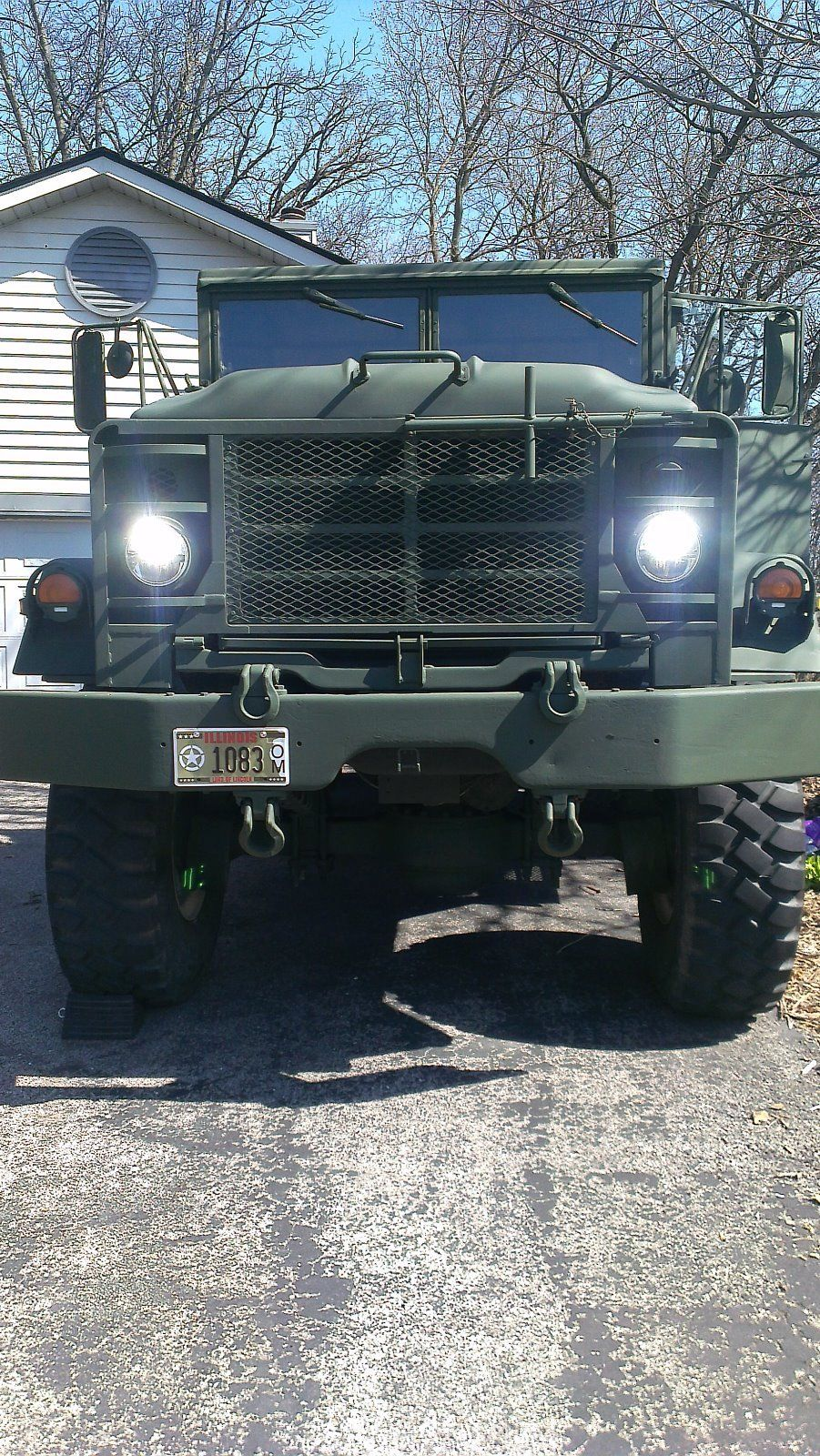 1991 BMY M931A2 6×6 tractor for sale