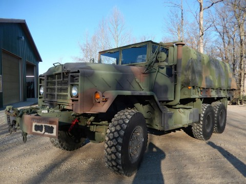 1991 M925A2 Military Cargo Truck with Winch BMY for sale