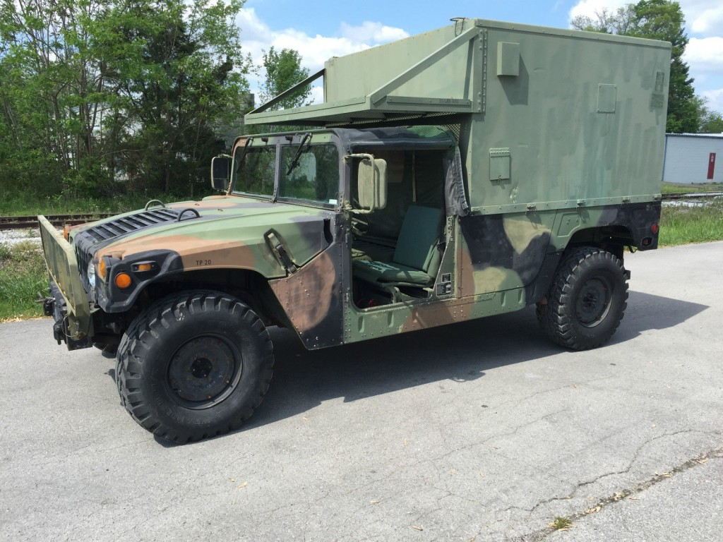 Am General M Military Hummer H For Sale X on Military Humvee Batteries