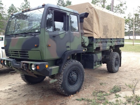 1995 LMTV M1078 Stewart & Stevenson 4×4 for sale