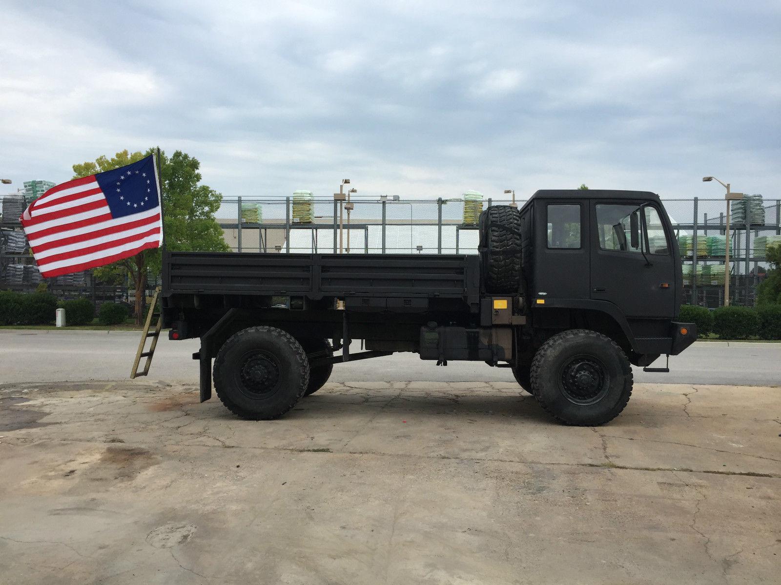 Stewart Stevenson M Lmtv For Sale on Kaiser Military Vehicles
