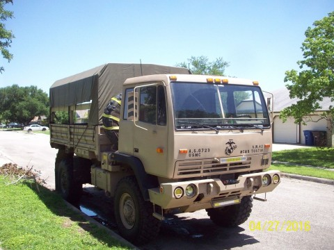 1997 Stewart & Stevenson M1078 LMTV for sale