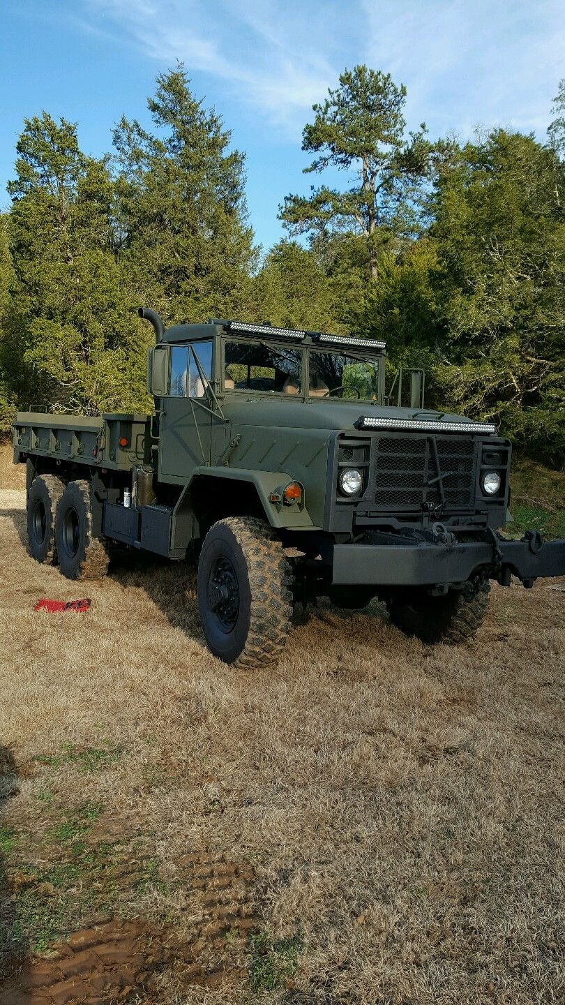 Custom 1991 Bmy Harsco M925a2 6 215 6 Military Truck For Sale