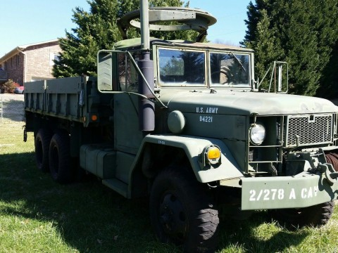 M35A2 Deuce Army Truck for sale
