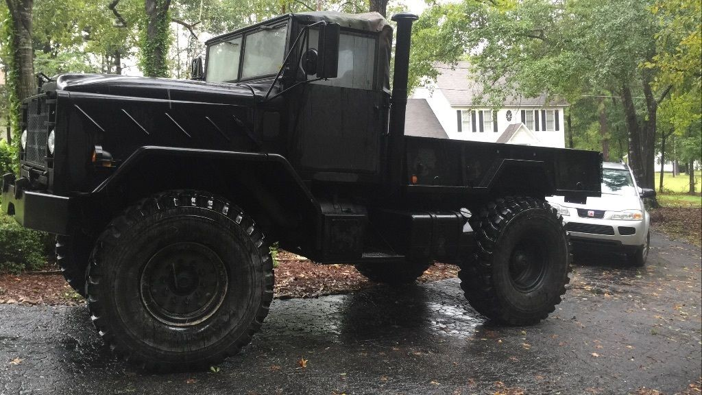 M A Monster X Bobbed Ton For Sale X on Military Humvee Batteries