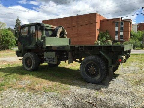 Stewart & Stevenson M1081 4×4 Cargo truck for sale