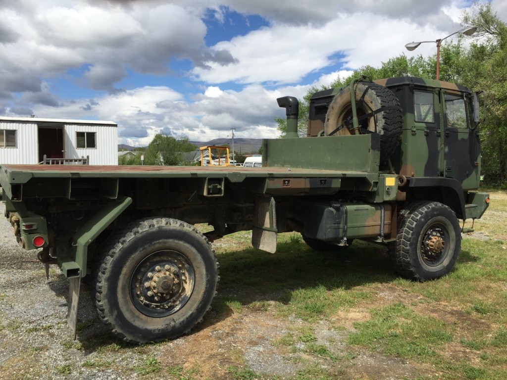 M35 Flat Bed For Sale Upcomingcarshq Com