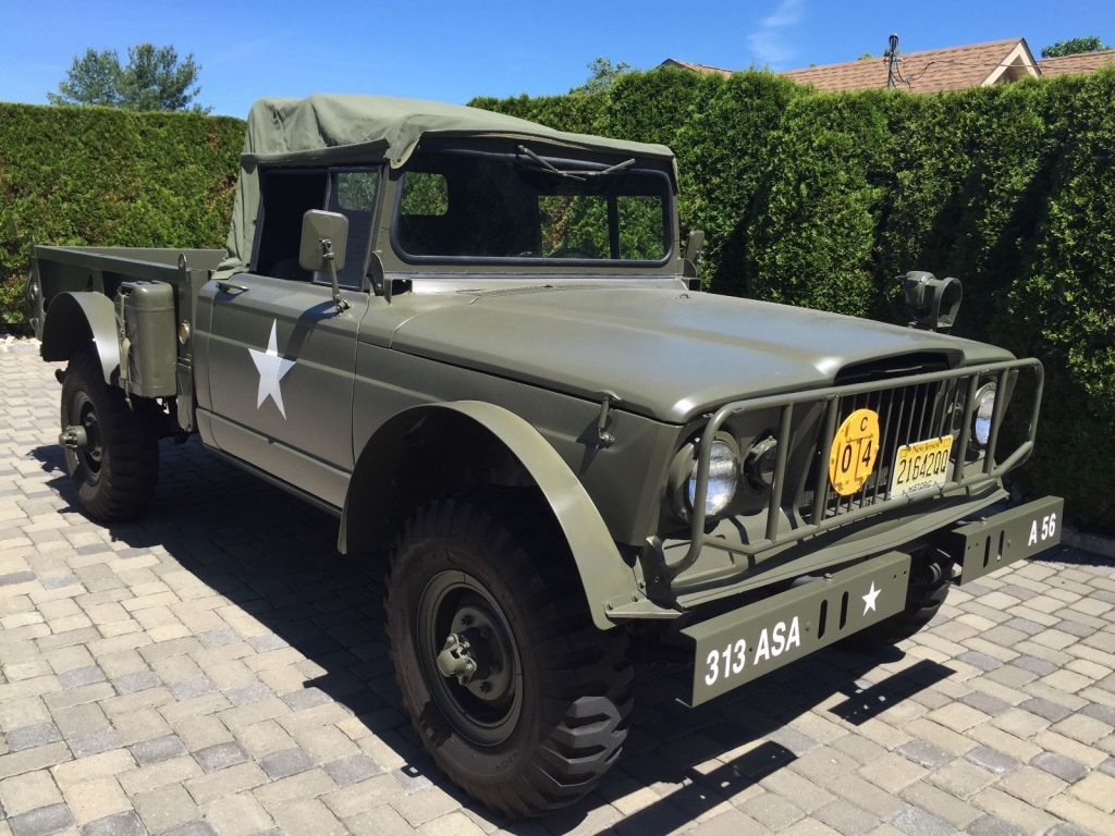1969 Kaiser Jeep M715 for sale