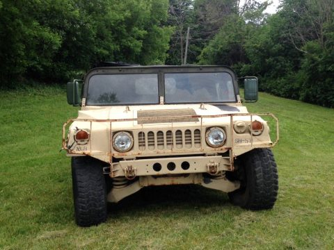 1989 AM General Humvee military for sale