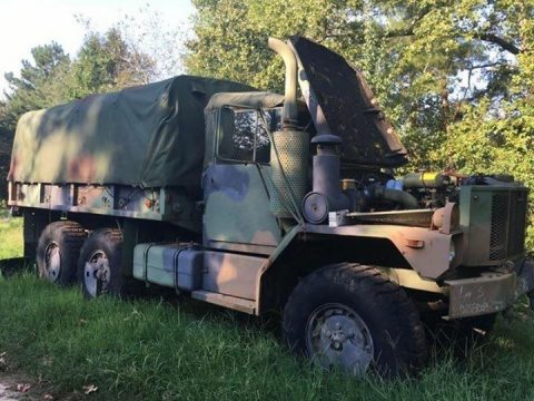 Good condition 1993 AM General M35A3 military for sale
