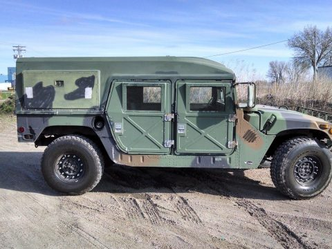 Helmet Top 1990 AM General M998 Humvee military for sale