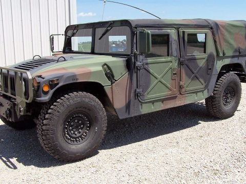 Modified 1985 AM General M1038 Humvee military for sale