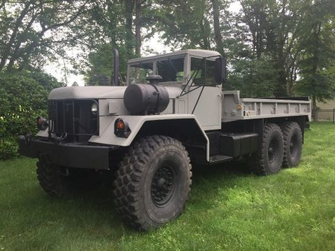 New paint 1970 Kaiser Jeep M813 for sale