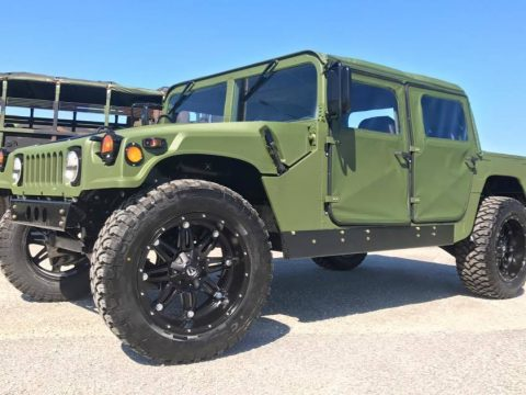 Street Legal 1987 Am General Humvee for sale