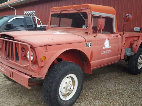Everything works 1967 Kaiser Jeep M-715 military for sale