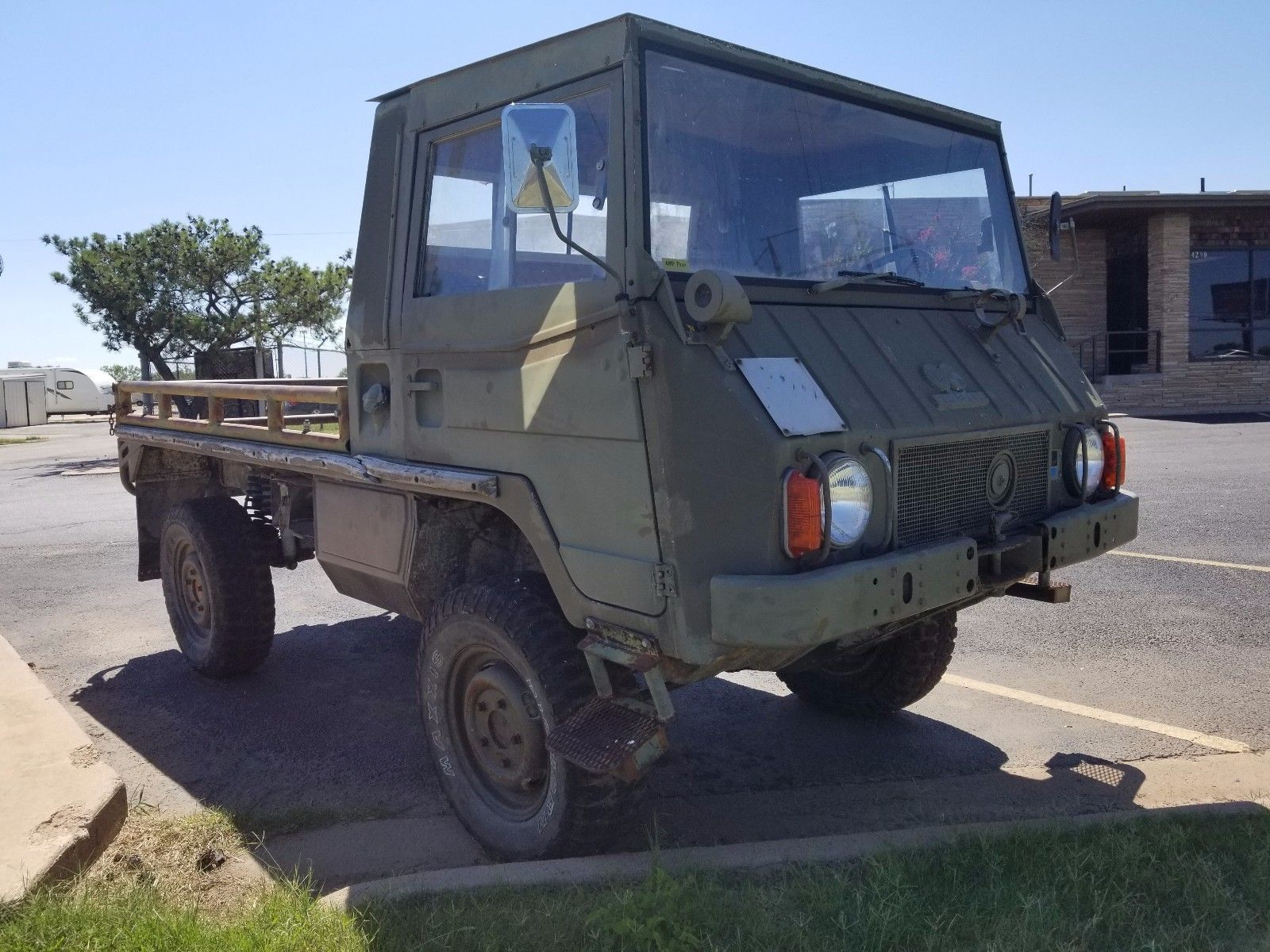 ready to drive 1972 Steyr Pinzgauer military for sale