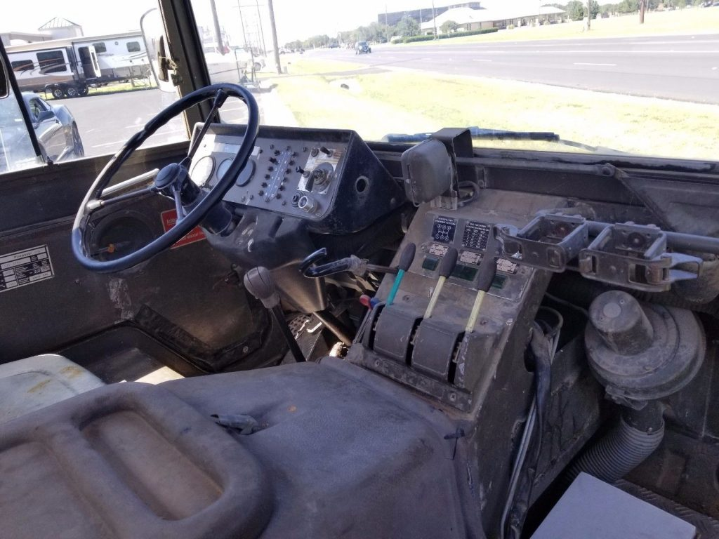 ready to drive 1972 Steyr Pinzgauer military
