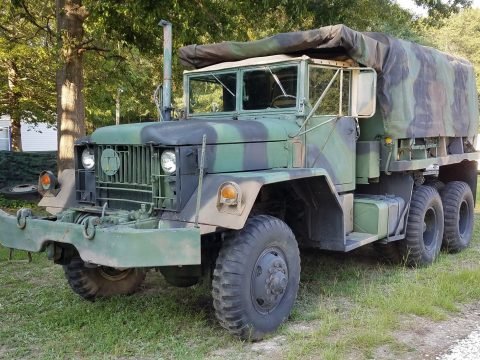 Troop Carrier Package 1968 Jeep Kaiser Military Dump Truck M51A2 for sale