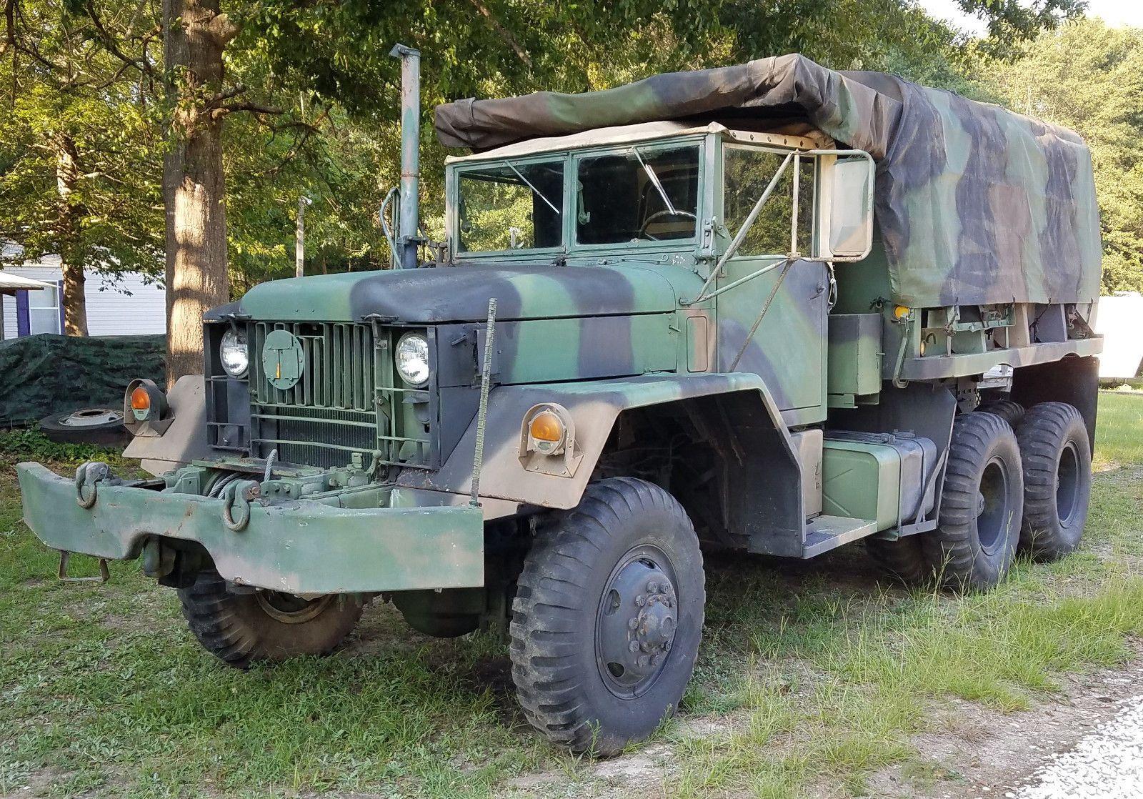 Troop Carrier Package 1968 Jeep Kaiser Military Dump Truck ...